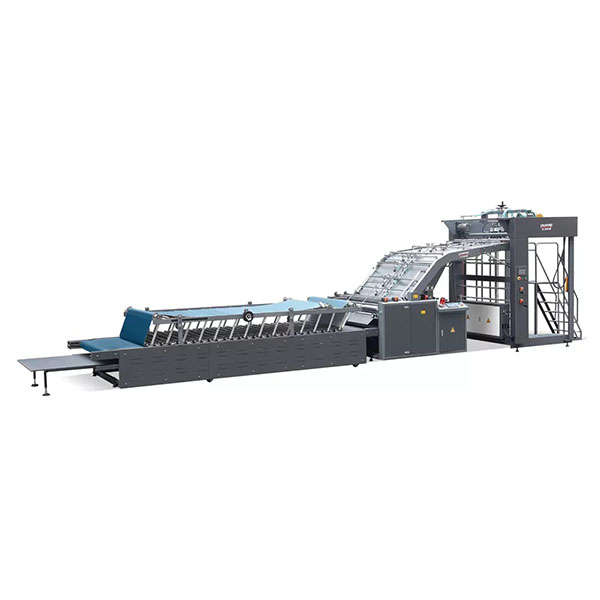 YB-1300D/1450D/1650D Automatic & Manual Laminating Machine