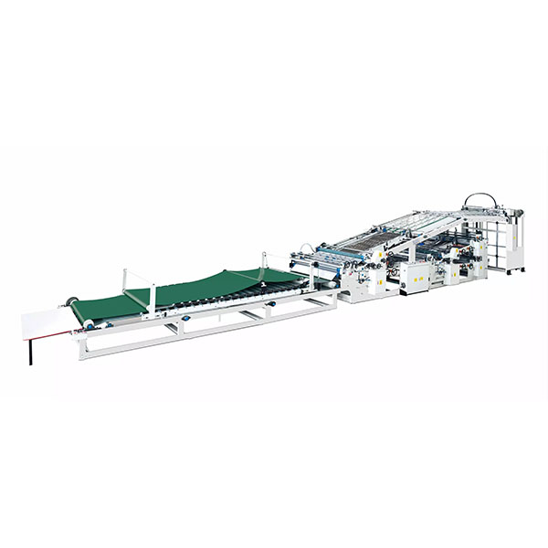 Automatic Three in one laminator(5ply laminator)